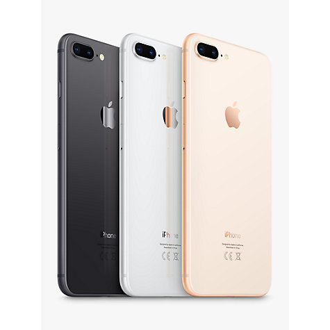 iphone john lewis. buy apple iphone 8 plus, ios 11, 5.5\ iphone john lewis p
