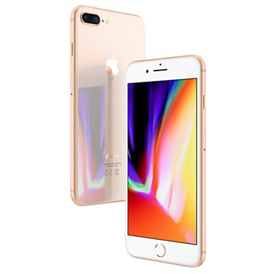 Image of Apple iPhone 8 Plus, iOS 11, 5.5, 4G LTE, SIM Free, 256GB