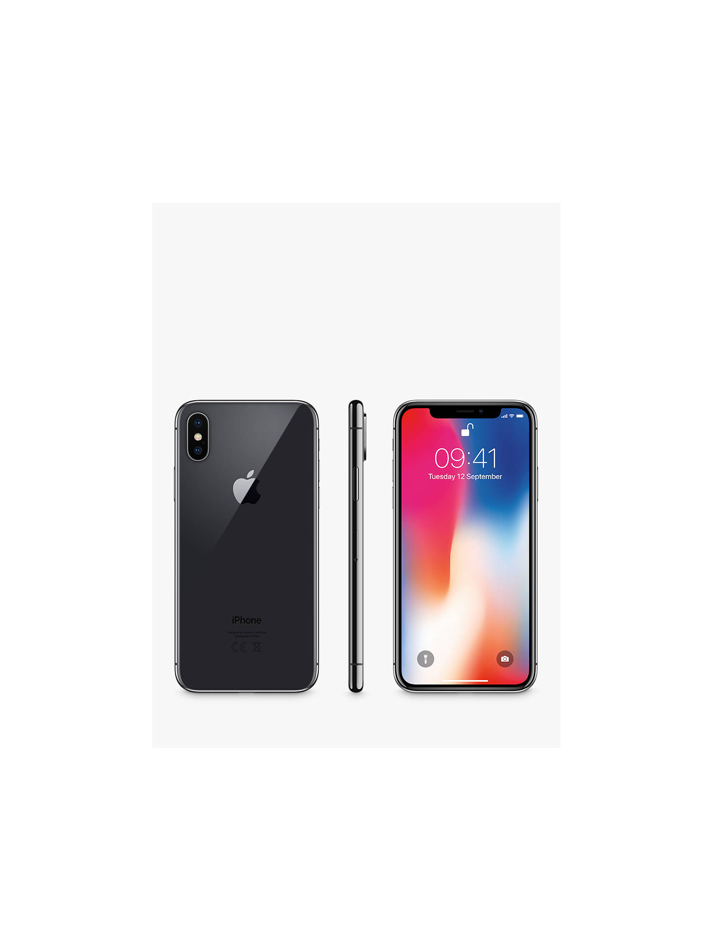 0dfdad5388 Apple iPhone X, iOS 11, 5.8