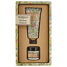Buy Heathcote & Ivory Morris & Co Golden Lily Hand Care Set Online at johnlewis.com