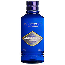 Buy L'Occitane Immortelle Enriched Water, 200ml Online at johnlewis.com
