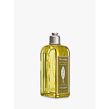Buy L'Occitane Verbena Foaming Bath, 500ml Online at johnlewis.com