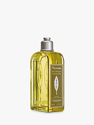 L'Occitane Verbena Foaming Bath, 500ml