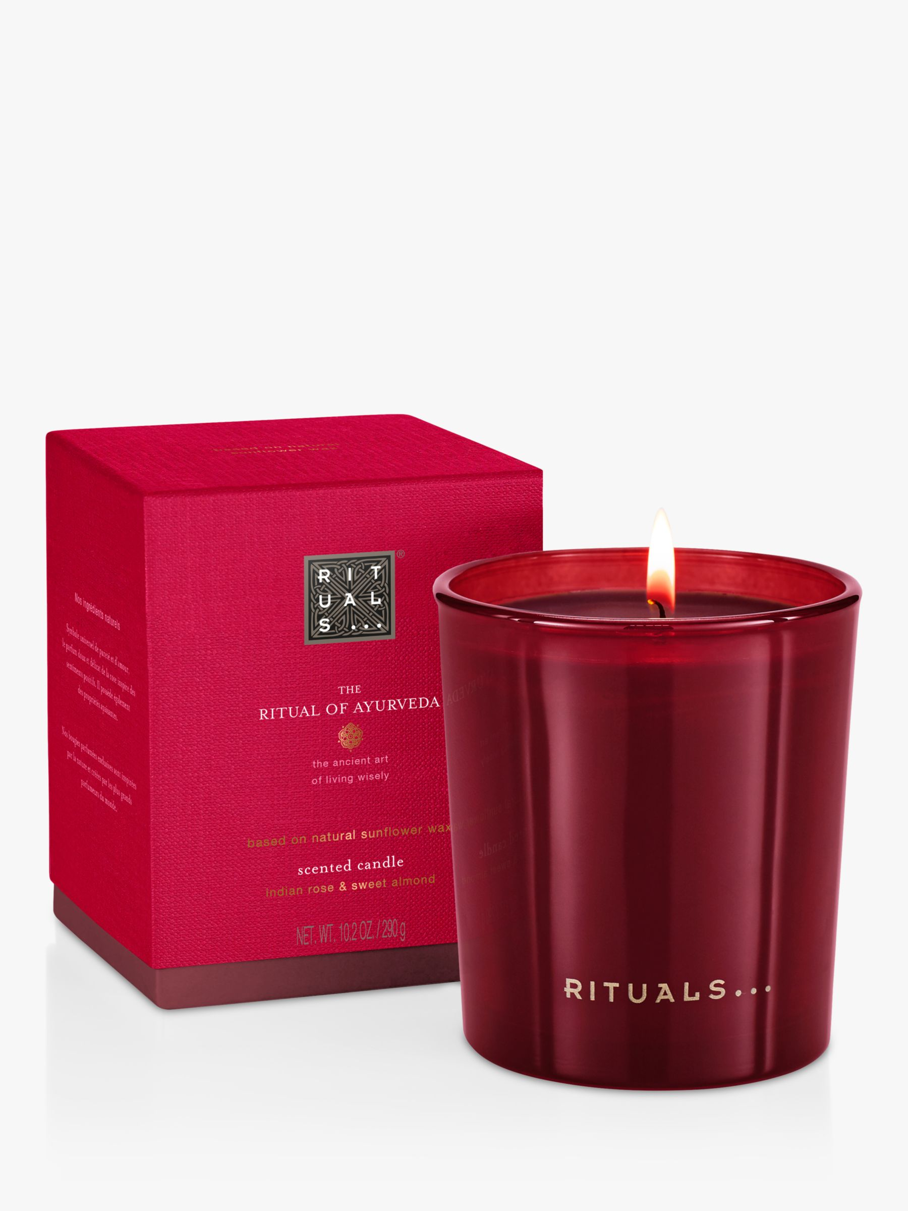 Rituals Rituals The Ritual of Ayurveda Scented Candle, 290g