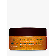 Buy NUXE Rêve de Miel® Nourishing Body Scrub, 175g Online at johnlewis.com