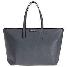 Buy Jem + Bea Cecile Tote Changing Bag, Grey Online at johnlewis.com