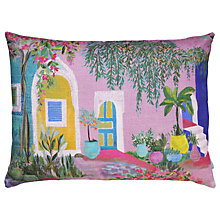 Buy bluebellgray Marrakech Cushion, Multi Online at johnlewis.com