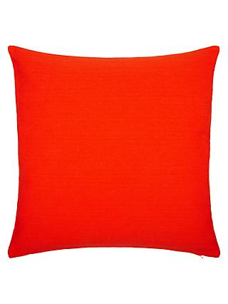 ANYDAY John Lewis & Partners Plain Cotton Cushion