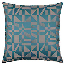 Buy Harlequin Rotation Cushion, Kingfisher Online at johnlewis.com