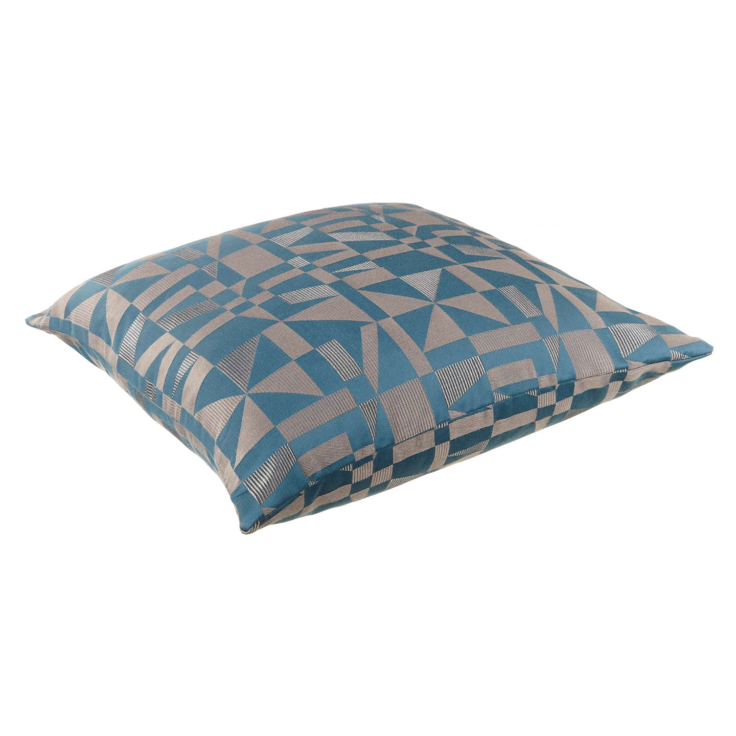 BuyHarlequin Rotation Cushion, Kingfisher Online at johnlewis.com