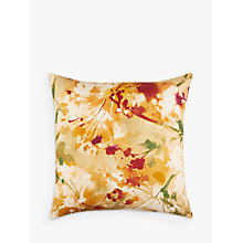 Buy Sanderson Simi Cushion, Copper Online at johnlewis.com
