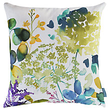 Buy bluebellgray Botanical Print Cushion, Multi Online at johnlewis.com
