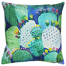 Buy bluebellgray Cactus Cushion, Multi Online at johnlewis.com