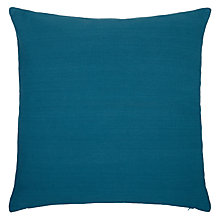 Buy House by John Lewis Plain Cotton Cushion Online at johnlewis.com