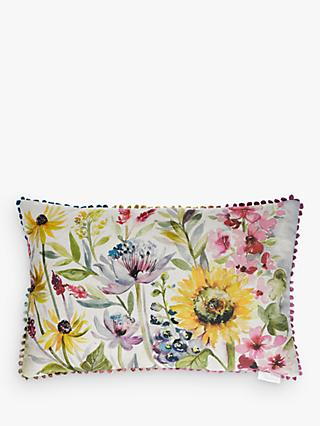 Voyage Sunflower Cushion, Multi
