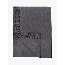 Buy Croft Collection Alpaca Throw Online at johnlewis.com