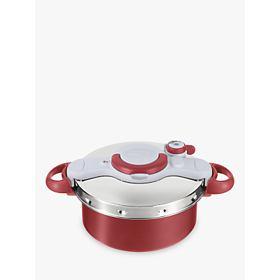 Tefal Clipso Minut Duo Pressure Cooker, 5L