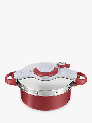 Tefal Clipso Minut' Duo Pressure Cooker, 5L
