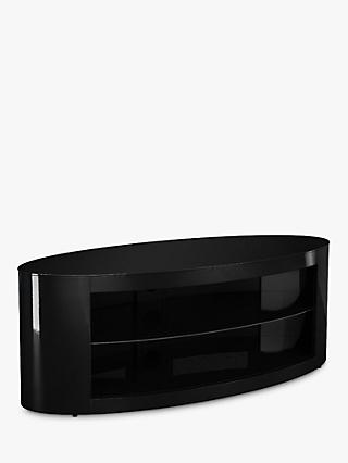 "AVF Affinity Premium Buckingham 1100 TV Stand For TVs Up To 55"", Black"