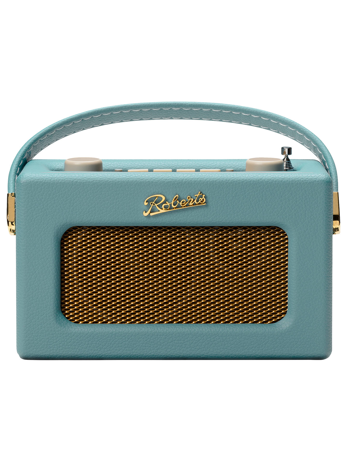 Buy ROBERTS Revival Uno DAB/DAB+/FM Digital Radio with Alarm, Duck Egg Online at johnlewis.com