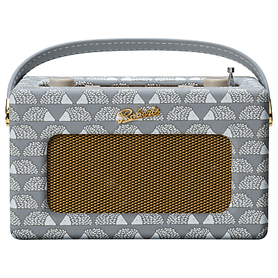 Image of ROBERTS Revival RD70 DAB/DAB+/FM Bluetooth Digital Radio with Alarm, Limited Edition Scion Design, Spike