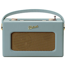 Buy ROBERTS Revival RD70 DAB/DAB+/FM Bluetooth Digital Radio with Alarm Online at johnlewis.com
