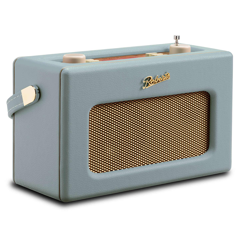 ROBERTS Revival RD70 DAB/DAB+/FM Bluetooth Digital Radio with Alarm ...