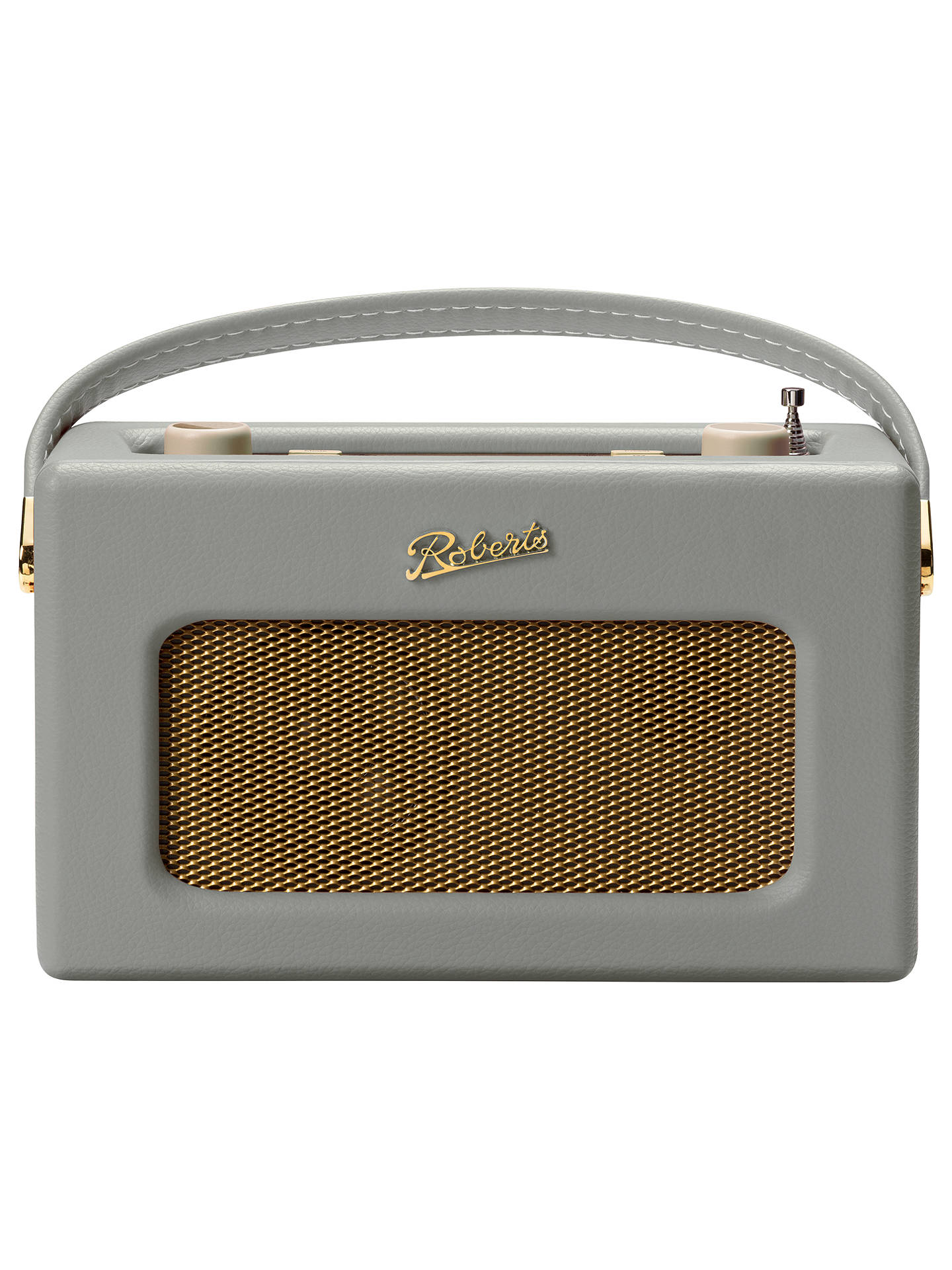BuyROBERTS Revival RD70 DAB/DAB+/FM Bluetooth Digital Radio with Alarm, Dove Grey Online at johnlewis.com