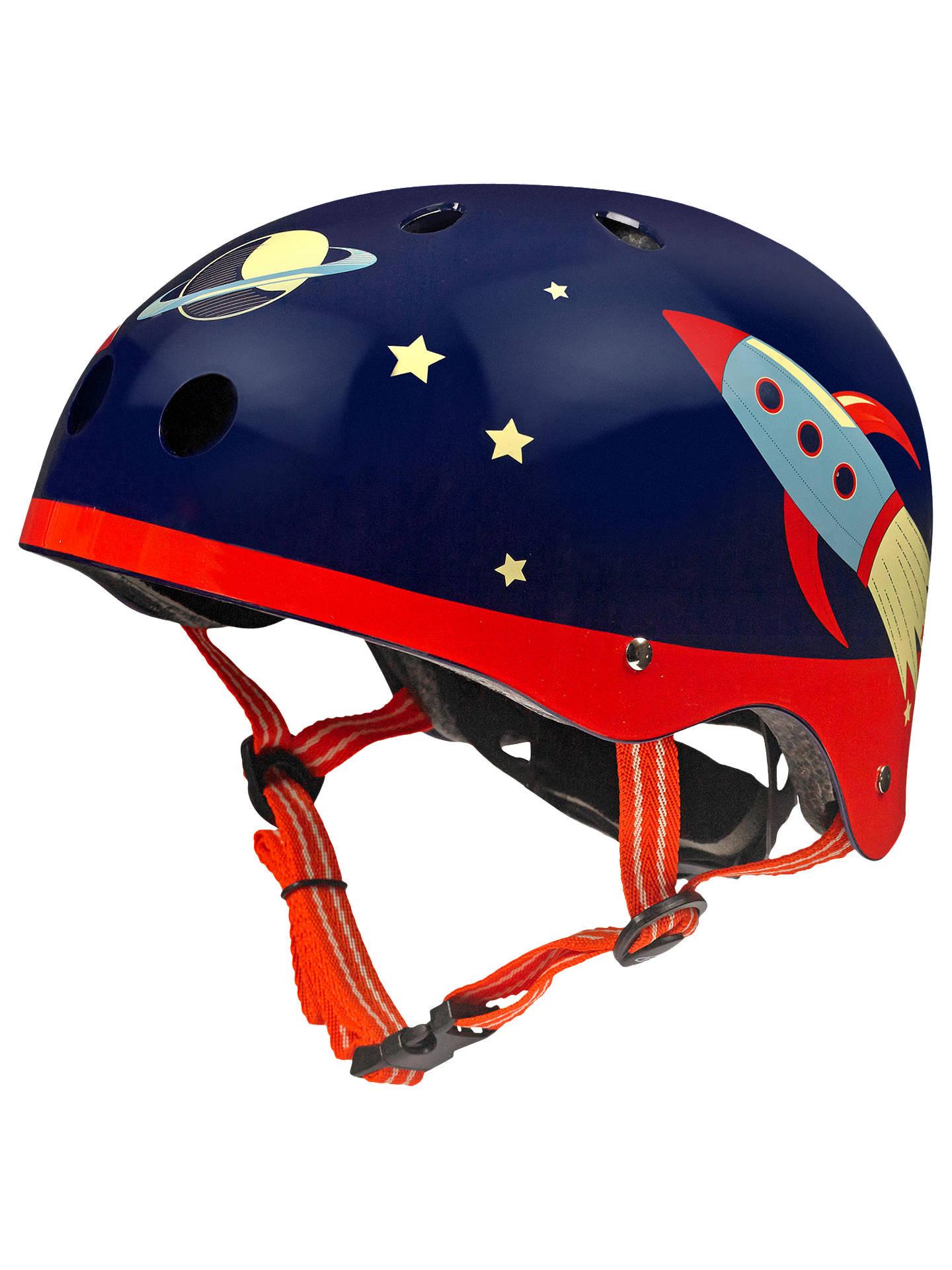 Micro Childrens Helmet Retro Rocket Medium