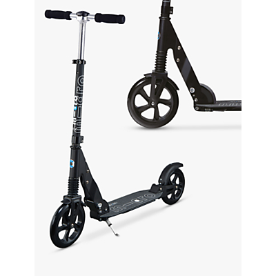 Image of Micro Suspension Scooter, Adult, Black
