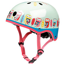 Buy Micro Scooter Owl Safety Helmet, Small Online at johnlewis.com