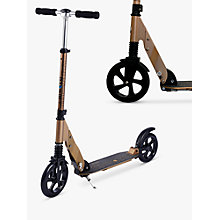 Buy Micro Suspension Scooter, Adult, Bronze Online at johnlewis.com
