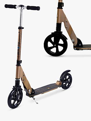 Micro Suspension Scooter, Adult, Bronze