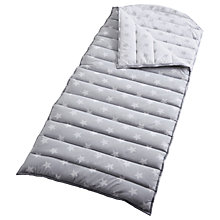Buy Great Little Trading Co Quilted Sleeping Bag Online at johnlewis.com