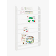 Buy Great Little Trading Co Greenaway Gallery Bookcase, White Online at johnlewis.com