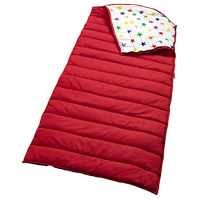 Product photo of Great little trading co quilted sleeping bag