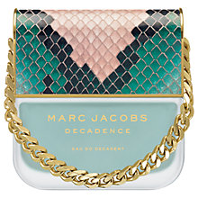 Buy Marc Jacobs Decadence Eau So Decadent Eau de Toilette, 50ml Online at johnlewis.com