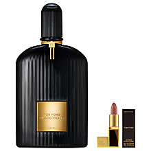 Buy TOM FORD Black Orchid Eau de Parfum 100ml with Gift Online at johnlewis.com