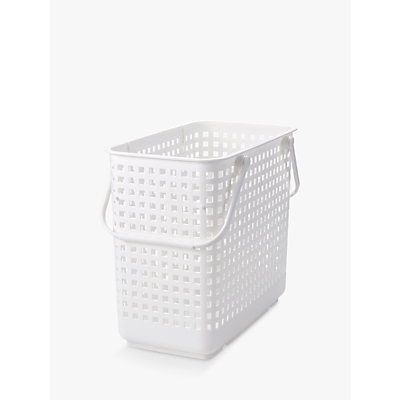 like-it Modular Plastic Storage Basket, Large