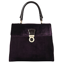 Buy L.K. Bennett Amy Leather Shoulder Bag Online at johnlewis.com