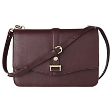 Buy L.K. Bennett Belle Leather Shoulder Bag Online at johnlewis.com