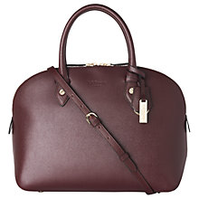 Buy L.K. Bennett Camilla Leather Tote Bag Online at johnlewis.com