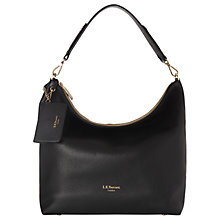Buy L.K. Bennett Margot Leather Shoulder Bag Online at johnlewis.com