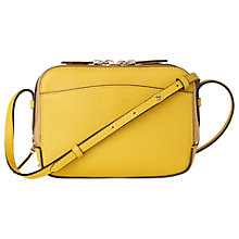 Buy L.K. Bennett Mariel Leather Across Body Bag Online at johnlewis.com