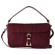 Buy L.K. Bennett Scarlett Leather Shoulder Bag Online at johnlewis.com