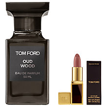 Buy TOM FORD Private Blend Oud Wood Eau De Parfum, 50ml with Gift Online at johnlewis.com