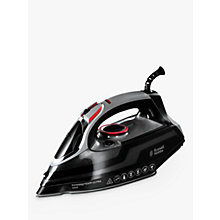 Buy Russell Hobbs 20630 Powersteam Ultra Iron, Black Online at johnlewis.com