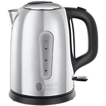 Buy Russell Hobbs 23760 Coniston Kettle, Stainless Steel Online at johnlewis.com