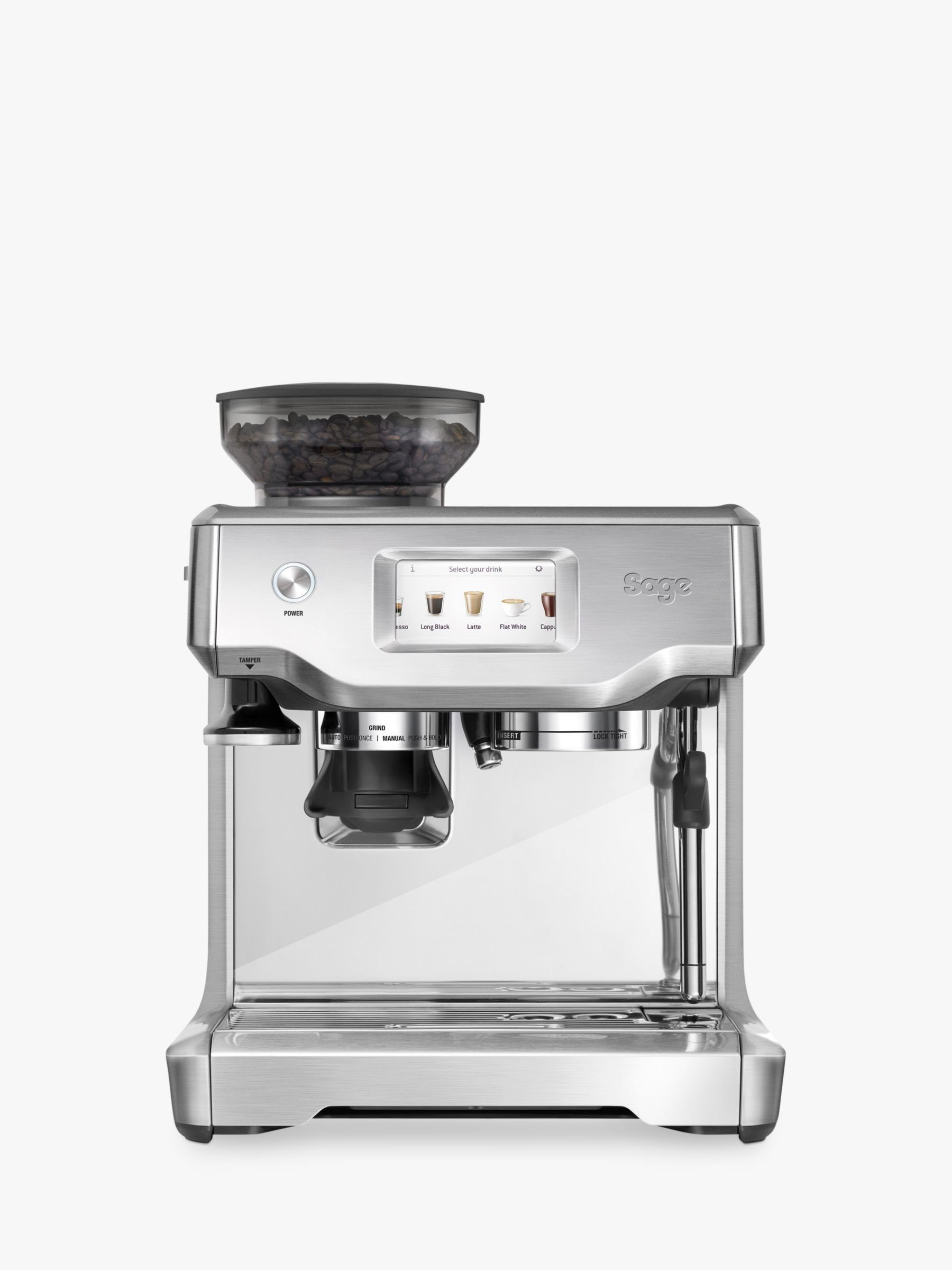 Sage Sage Barista Touch Barista Quality Bean-to-Cup Coffee Machine