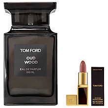 Buy TOM FORD Private Blend Oud Wood Eau De Parfum, 100ml with Gift Online at johnlewis.com